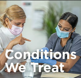 Conditions We Treat at the UPMC Inflammatory Bowel Disease Center