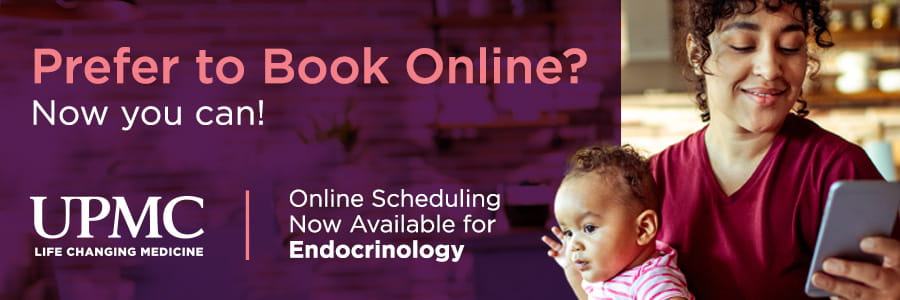 Online Scheduling Now Available for Endocrinology