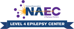 Level 4 Epilepsy Center Badge