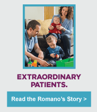 Extraordinary Patients - Read the Romano's Story