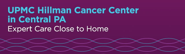 UPMC Hillman Cancer Center in Central PA
