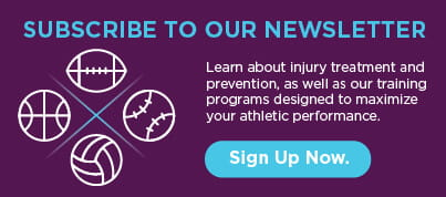Subscribe to the UPMC Sports Medicine Newsletter