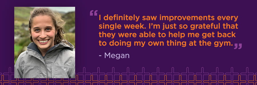 Megan's Story: A Physician Assistant's Journey from ACL Injury to Recovery