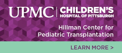 Learn more about Hillman Center for Pediatric Transplant
