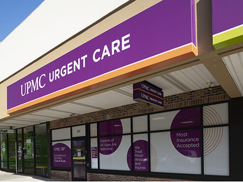 UPMC Urgent Care Pleasant Hills